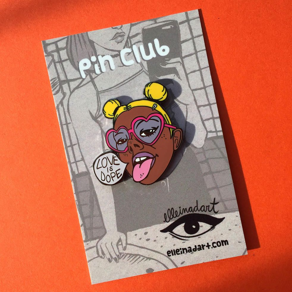 ELLEINADART PINS Pin and patches, Cute pins, Pin game