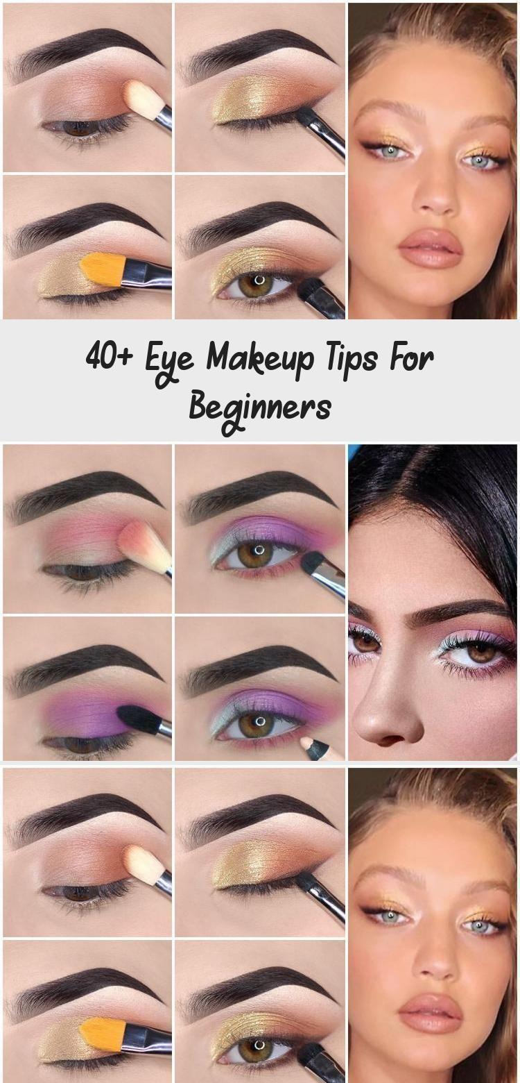 Over 11 eye make-up tips for beginners - best make-up - here we