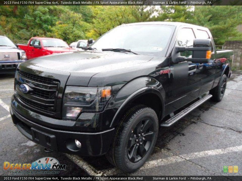 2013 F150 Fx4 >> 2013 Ford F150 Fx4 Supercrew 4x4 Tuxedo Black Metallic Fx