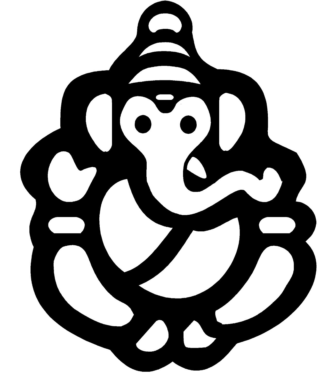 Ganesh Vector - ClipArt Best | ganesha | Pinterest | Om, Ganesha ...