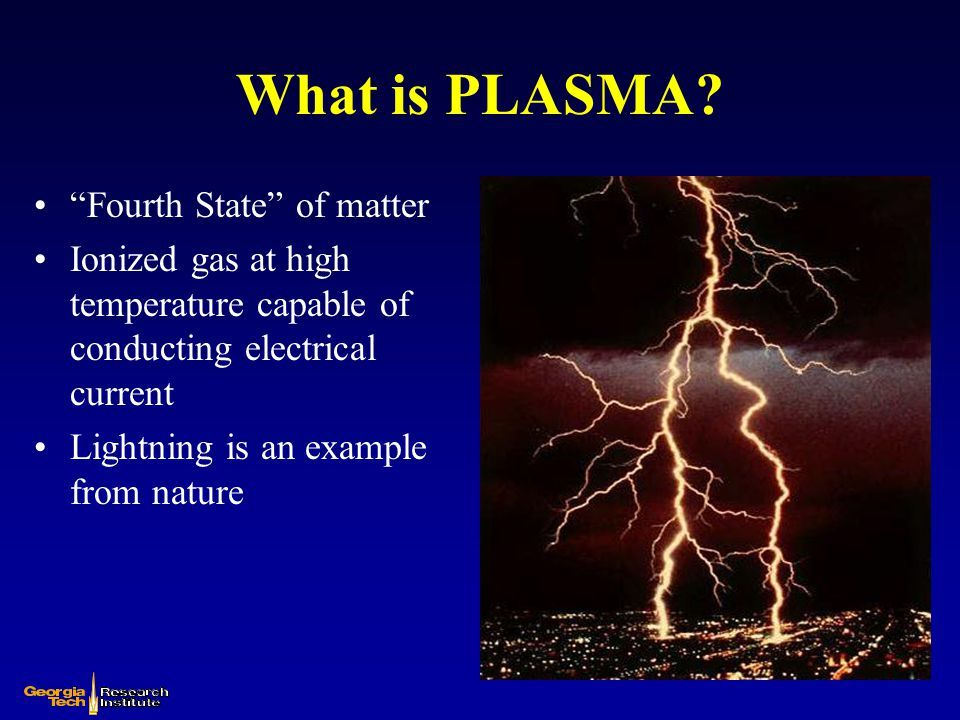 Image result for what is plasma | States of matter, Plasma ...