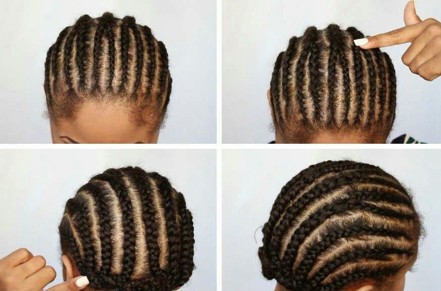 Crochet Braid Pattern | Hairstyles | Pinterest