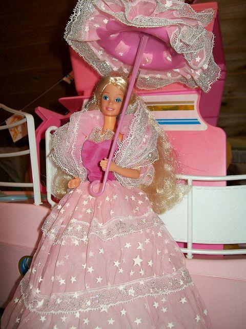 vintage barbie furniture | 80ER SUPERSTAR 1982 Barbie Dream
