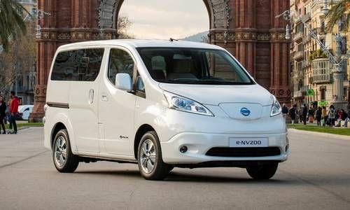 Nuova Nissan Evalia E Nv200 Configuratore E Listino Prezzi Drivek Nissan Veicolo Elettrico Veicoli