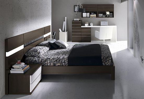 muebles modernos para dormitorios matrimoniales - Buscar con Google ...