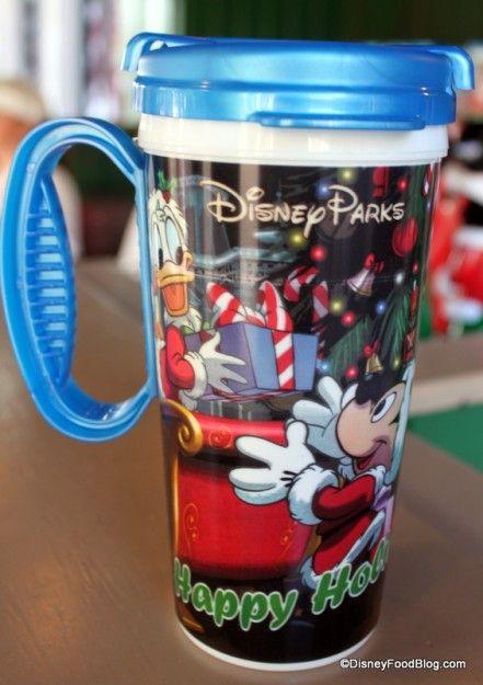 Pin By Aj Wolfe Disney Food Blog On Disney Food Blog Disney World Christmas Hollywood Studios Disney Disney Cups