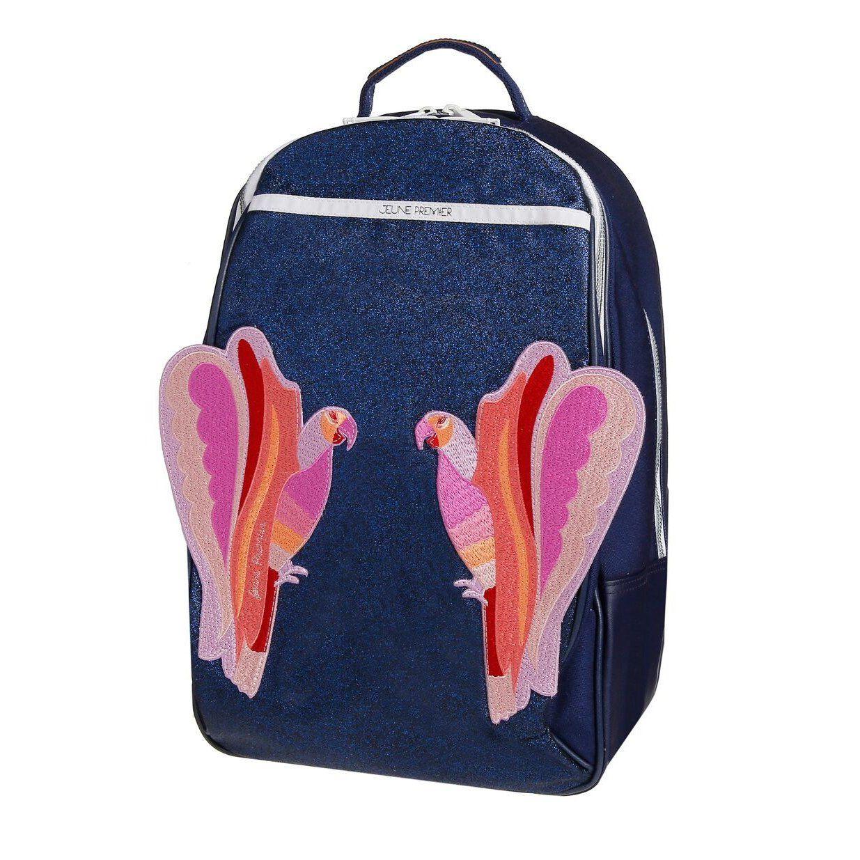 4d495bdd84f Love Bird Backpack in 2019 | bag | Backpacks, Love birds, School bags