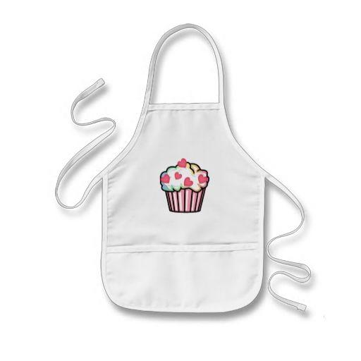 Cupcake Love Aprons