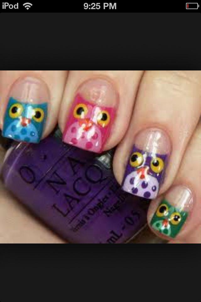 New nails I want