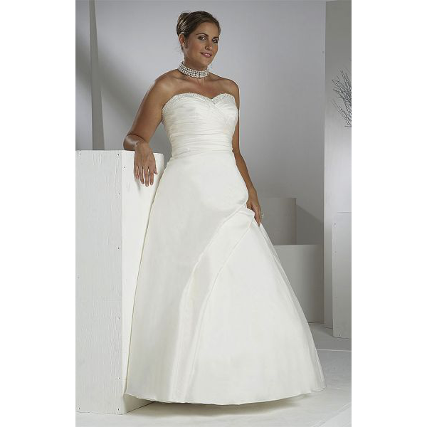 Vestidos de novia baratos talla 46