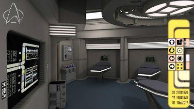 Star+Trek+On+Board+the+USS+Enterprise+sickbay.jpg (400×225)