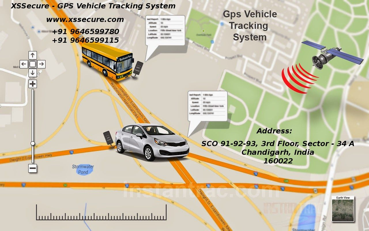 XSSecure GPS tracking devices to track your Kids, Bus