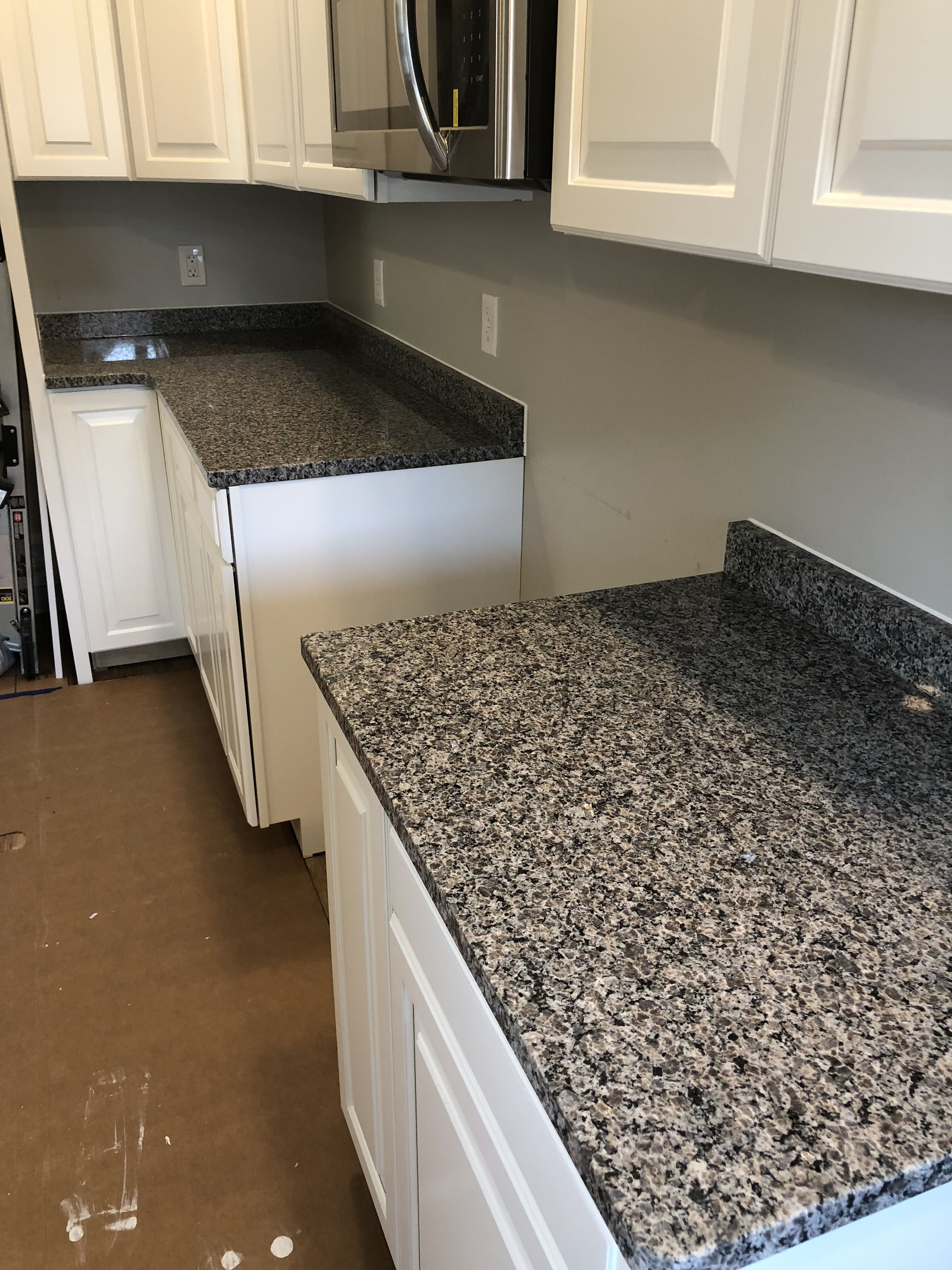 Allen And Roth Countertops Allen And Roth Talulah Pearl Granite Countertops For The