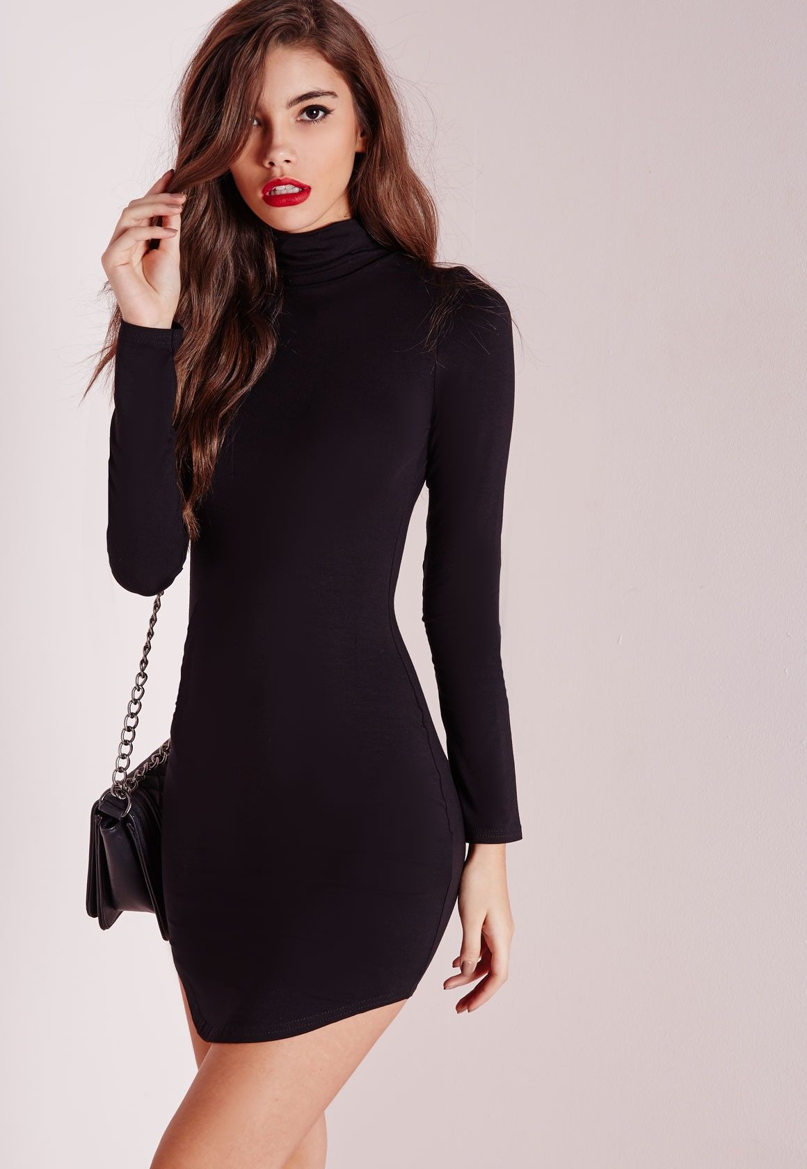 be3680071 Get back to basics with this perfect throw on and go mini dress. In ...