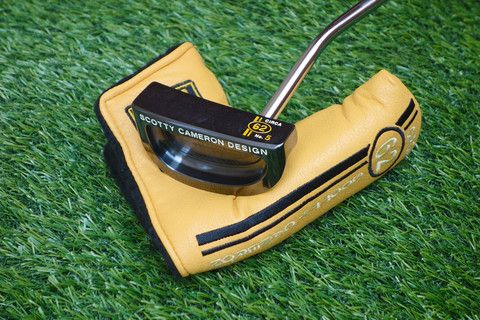 Scotty Cameron mint condition Circa 62 No.5 putter