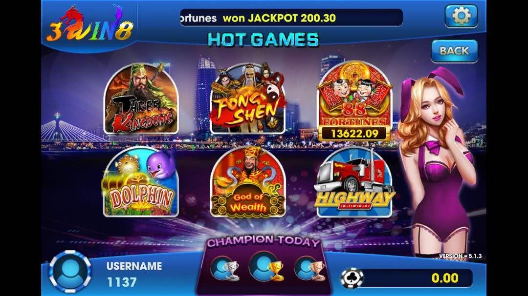 3win8 Terbaru Apk Download 2021 Free Casino Slot Games Casino Best Online Casino