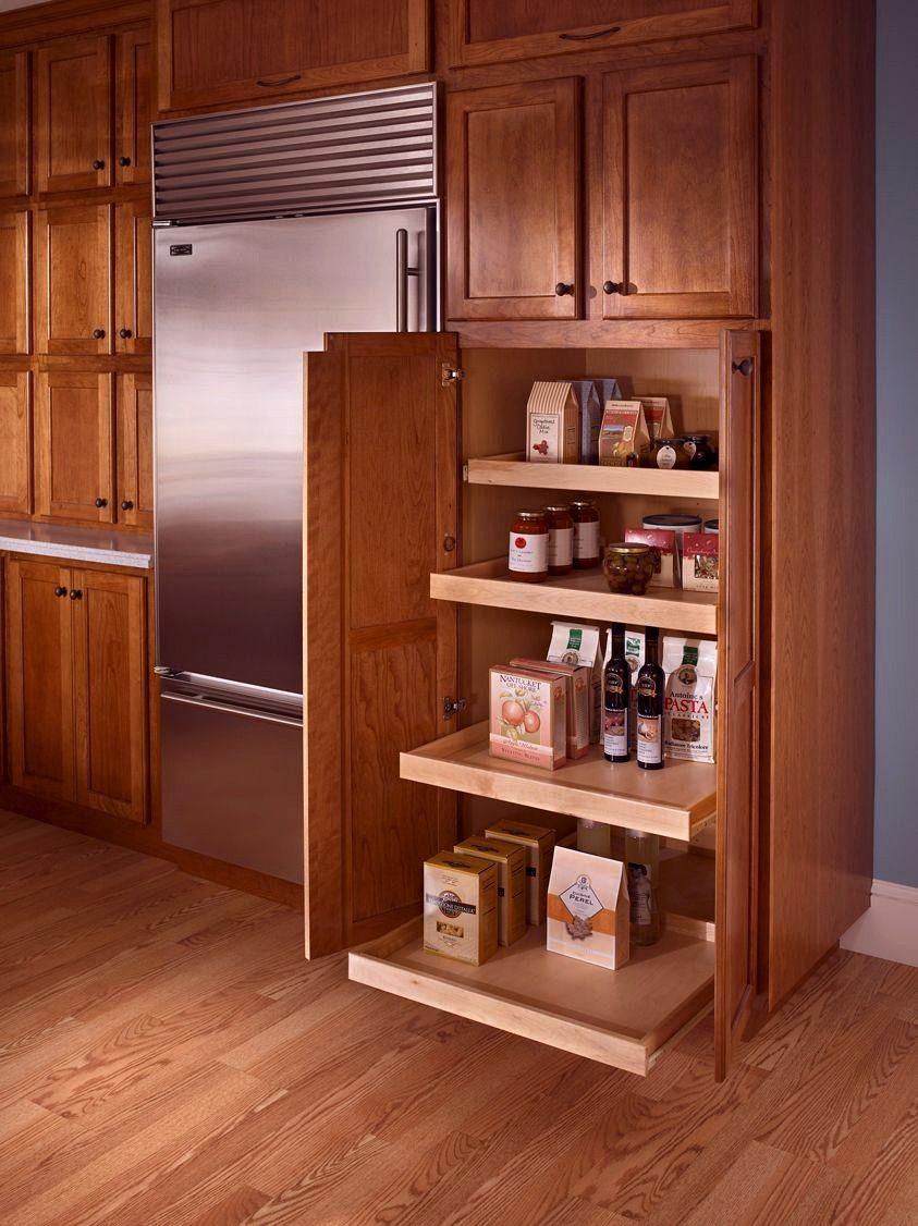 26 Best Kitchen Decor Design Or Remodel Ideas That Will Inspire You Homelovers Kitchen Cabinet Storage Kraftmaid Kitchen Cabinets Freestanding Kitchen Storage