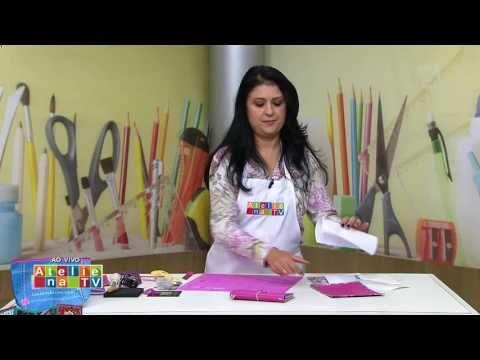 Ateliê na TV - Rede Brasil - 24.05.16 - Mayumi Takushi e Fabianno Oliveira - YouTube