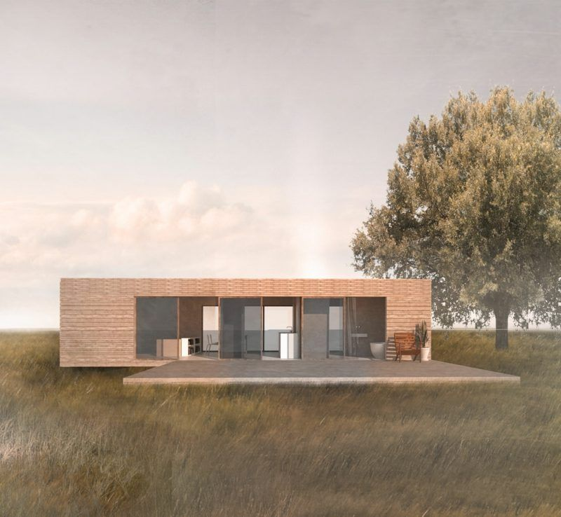 Hervorragend Container Haus Mit Modernem Design
