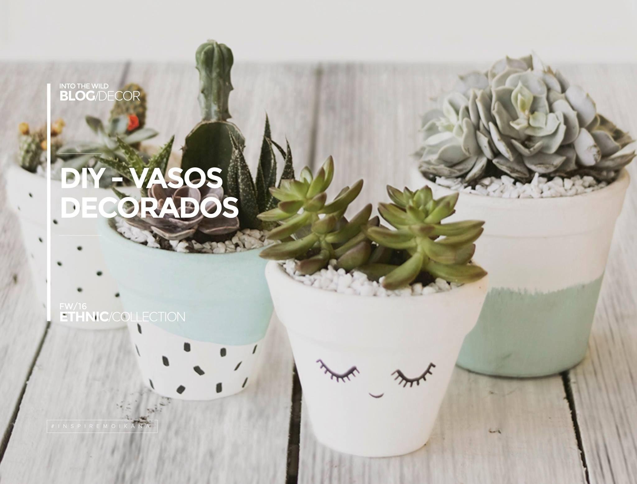 Lindas e práticas de cuidar, as suculentas são ótimas plantas para cultivar em ambientes internos. Aprenda com a gente como decorar os vasinhos das suas e deixar a atmosfera ainda mais cool! No blog>> http://bit.ly/1nRDLvQ  #inspiremoikana
