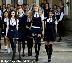 St trinian s school uniform