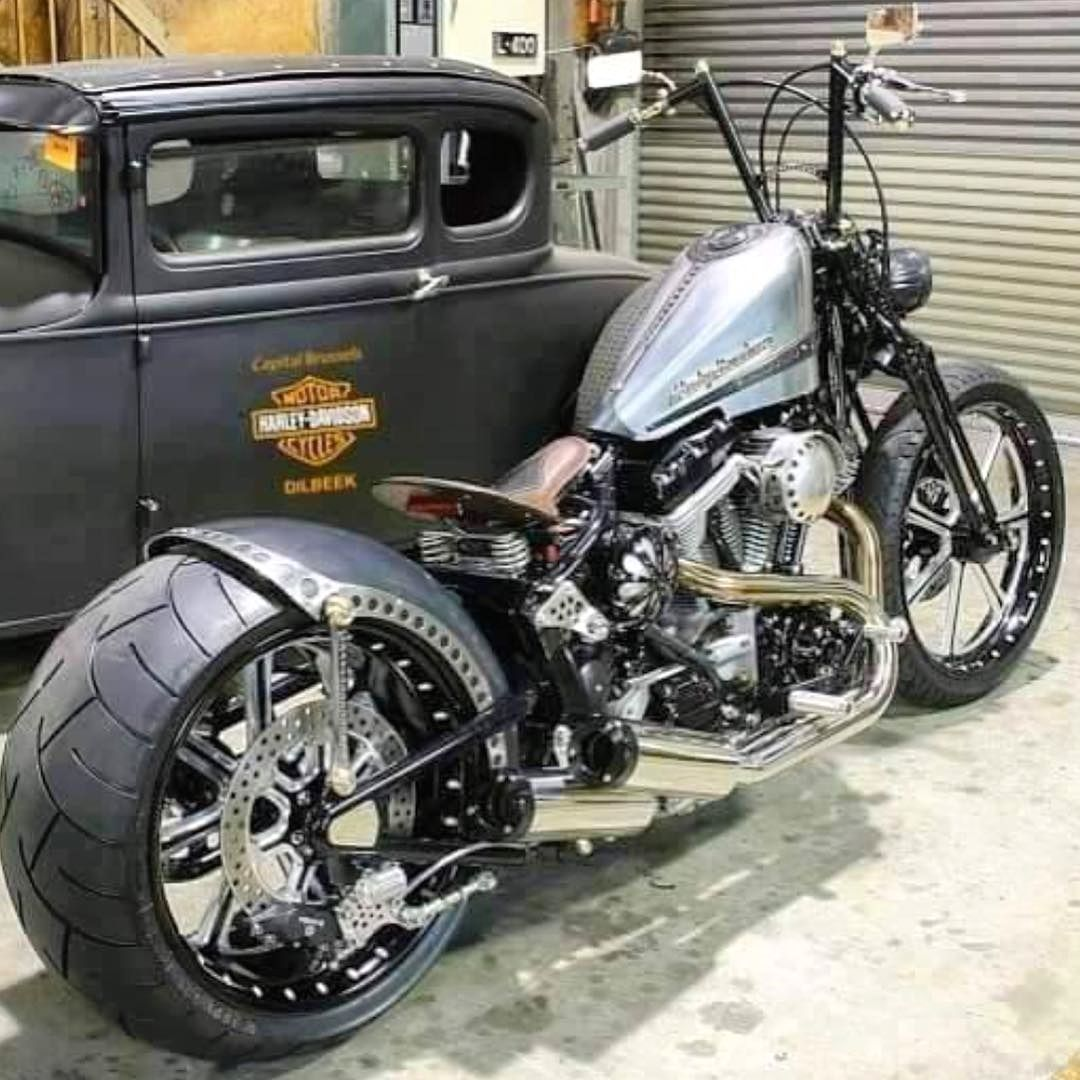 Tag Your Garage Bro Bobberbrothers We Offer Free Worldwide Shipment For All Orde With Images Harley Davidson Motorcycles Classic Harley Davidson Harley Davidson