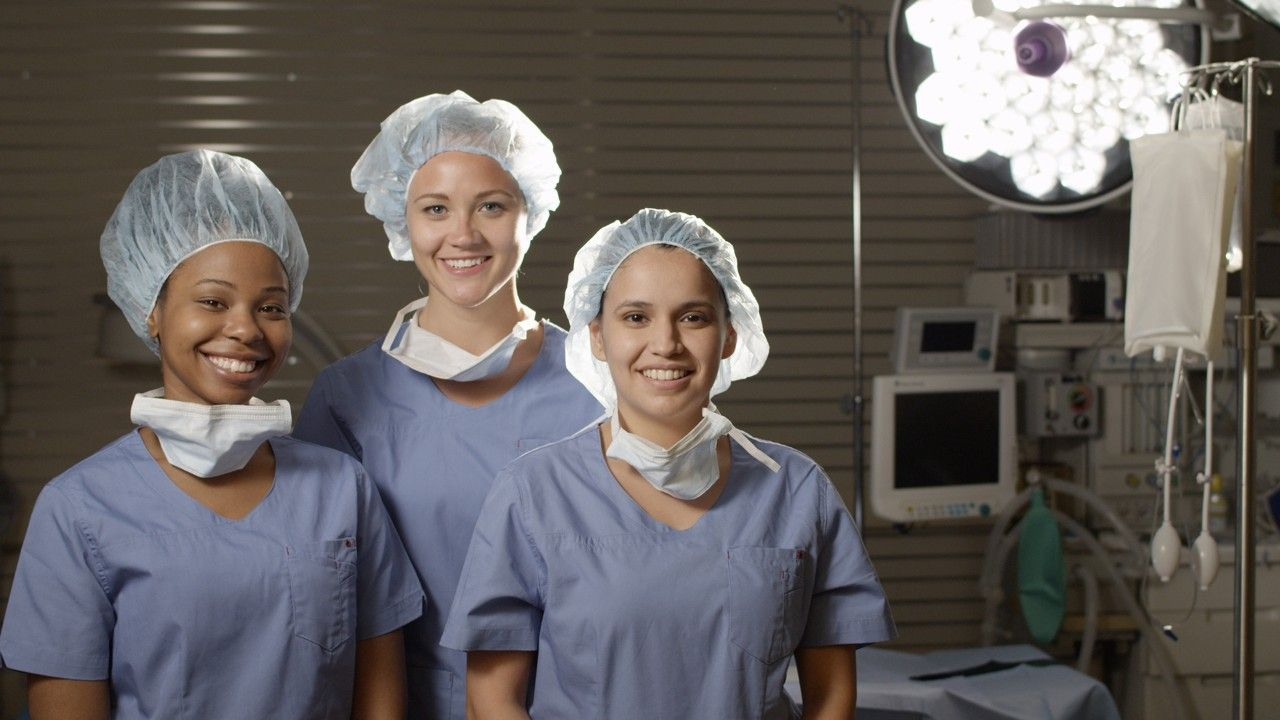 The job role of a sterile technician is critical and