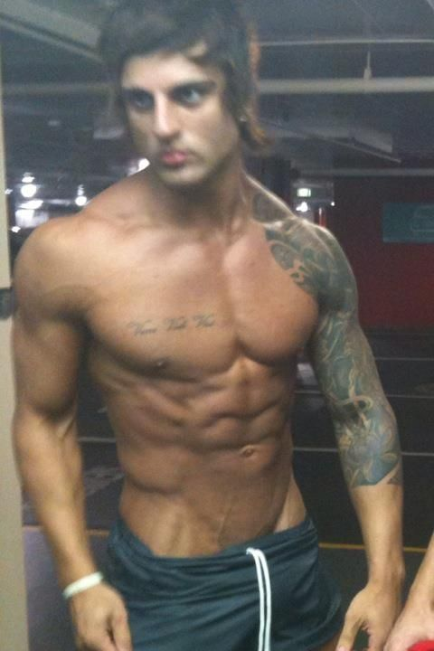 Looks About Right Zyzz Workout Workout Routine Workout Routines For Beginners