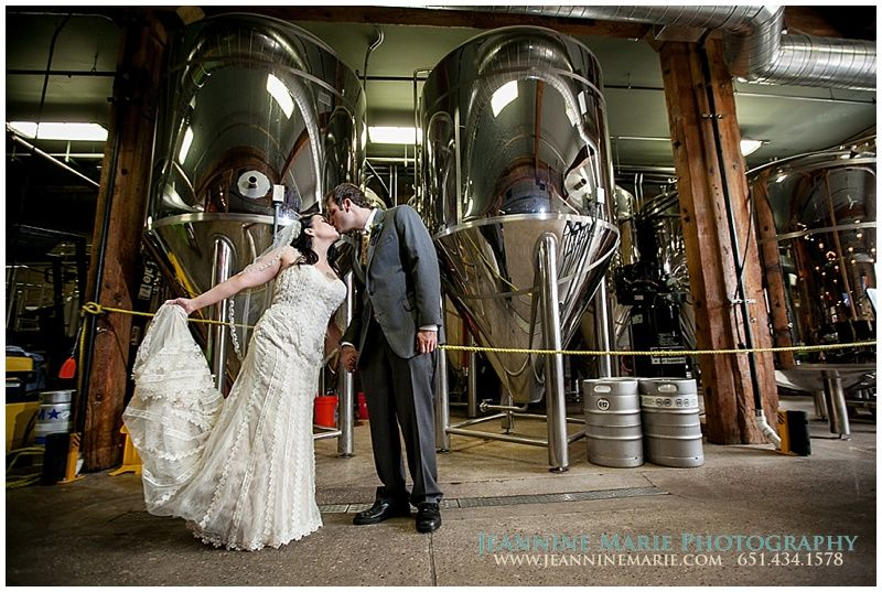 How about gettimg married at 612Brewery, located right