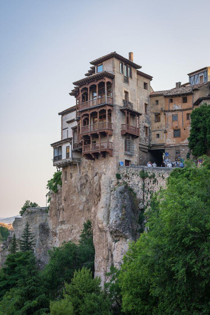 Casas Colgadas, Cuenca, Spain Travel House, Home