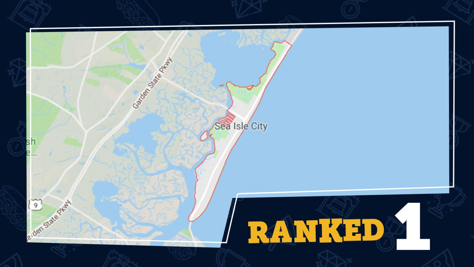 Top 10 Jersey Shore towns, ranked Sea isle city, Jersey