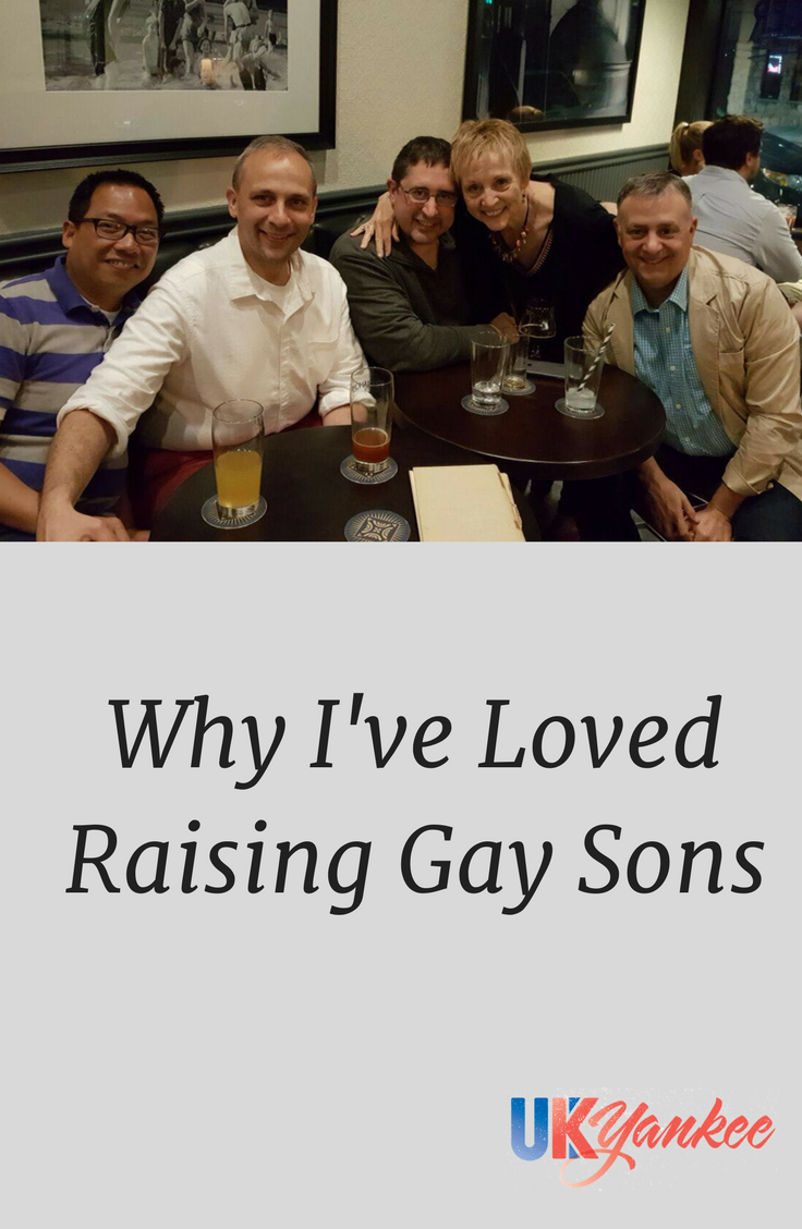 The point gay parenting blog with