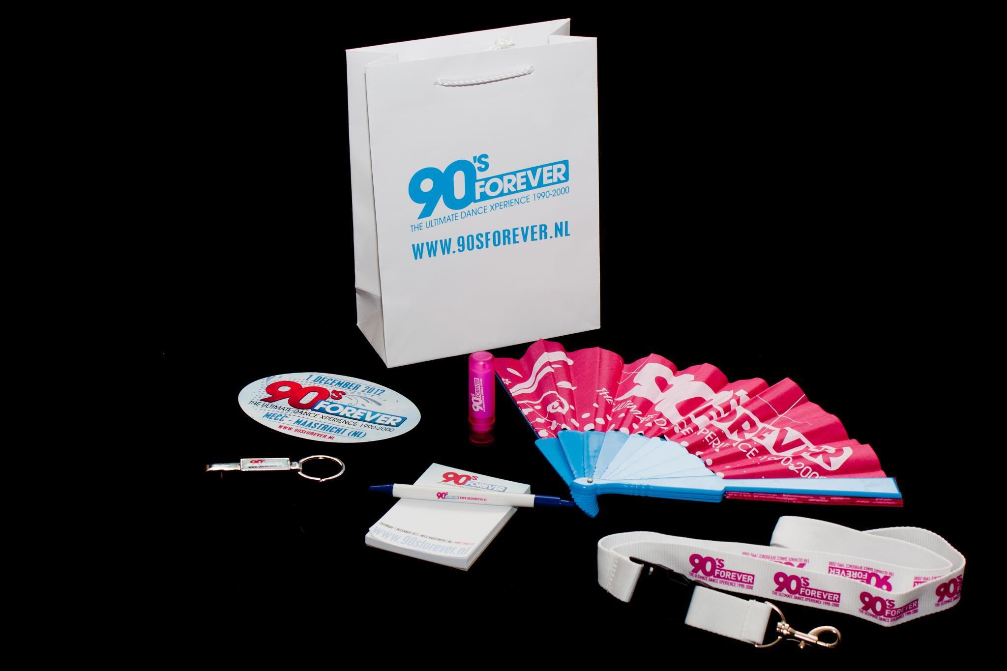 goodybag 90's Forever party