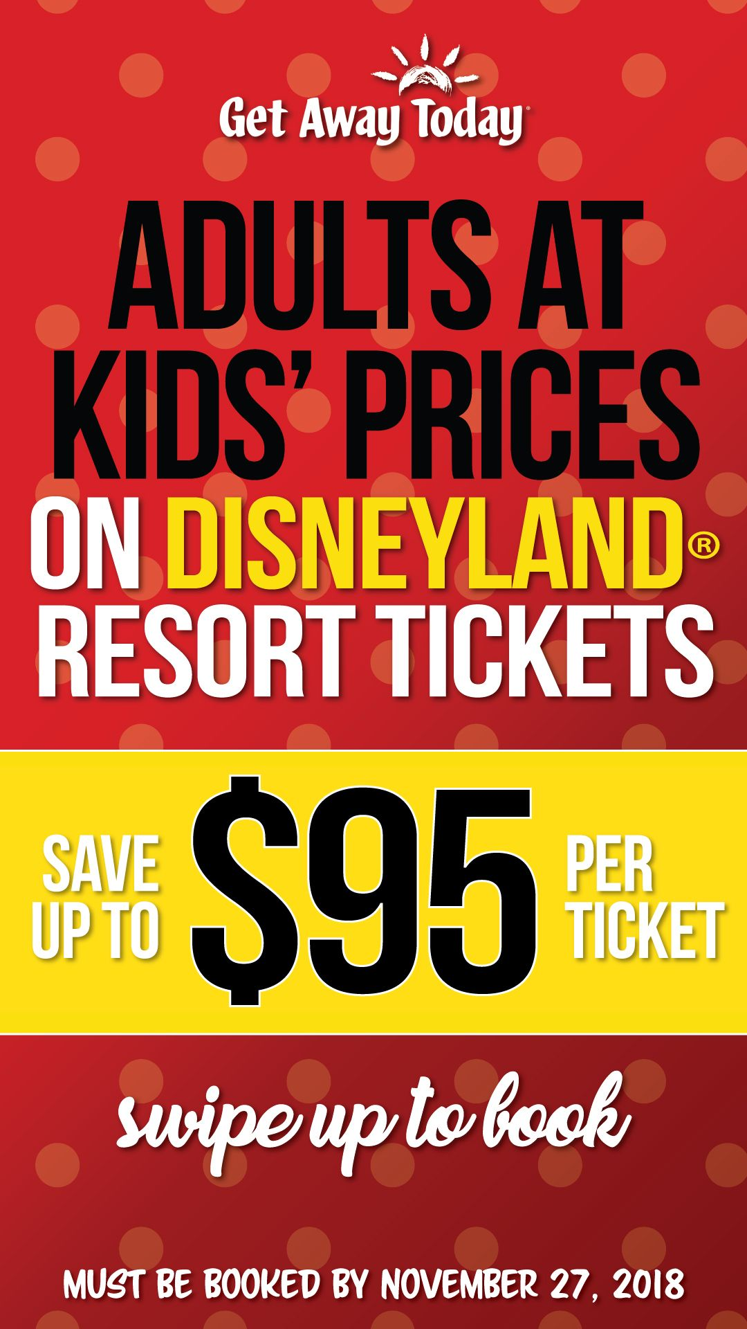 Disneyland Tickets Sale  Get Away Today  Housewives of