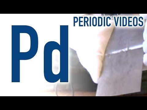 Palladium video the periodic table of videos university of palladium video the periodic table of videos university of nottingham urtaz Gallery