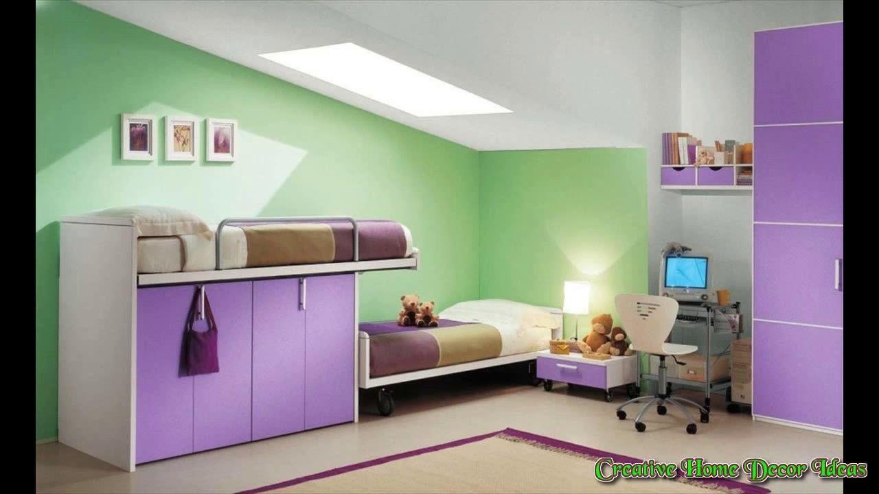 Bedroom Ideas Purple And Green Modern Kids Bedroom Kids Bedroom
