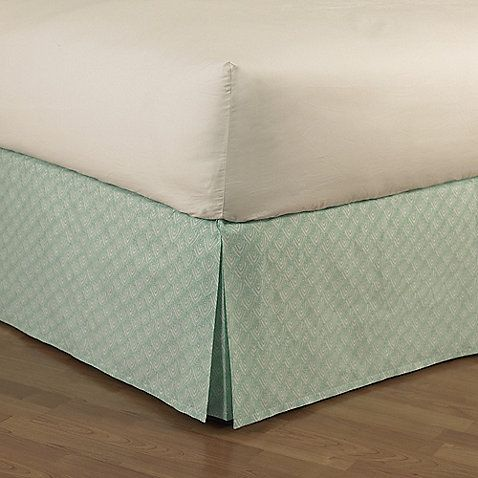 Anthology Bungalow Bed Skirt Saia De Cama Box Cama Cama Box