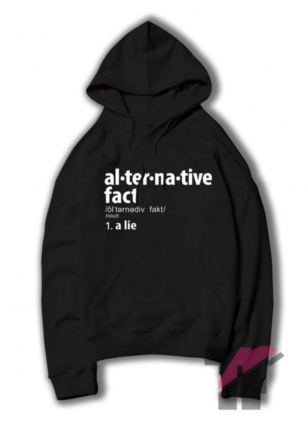 Alternative Facts Definition Cheap Custom Hoodie in 2020