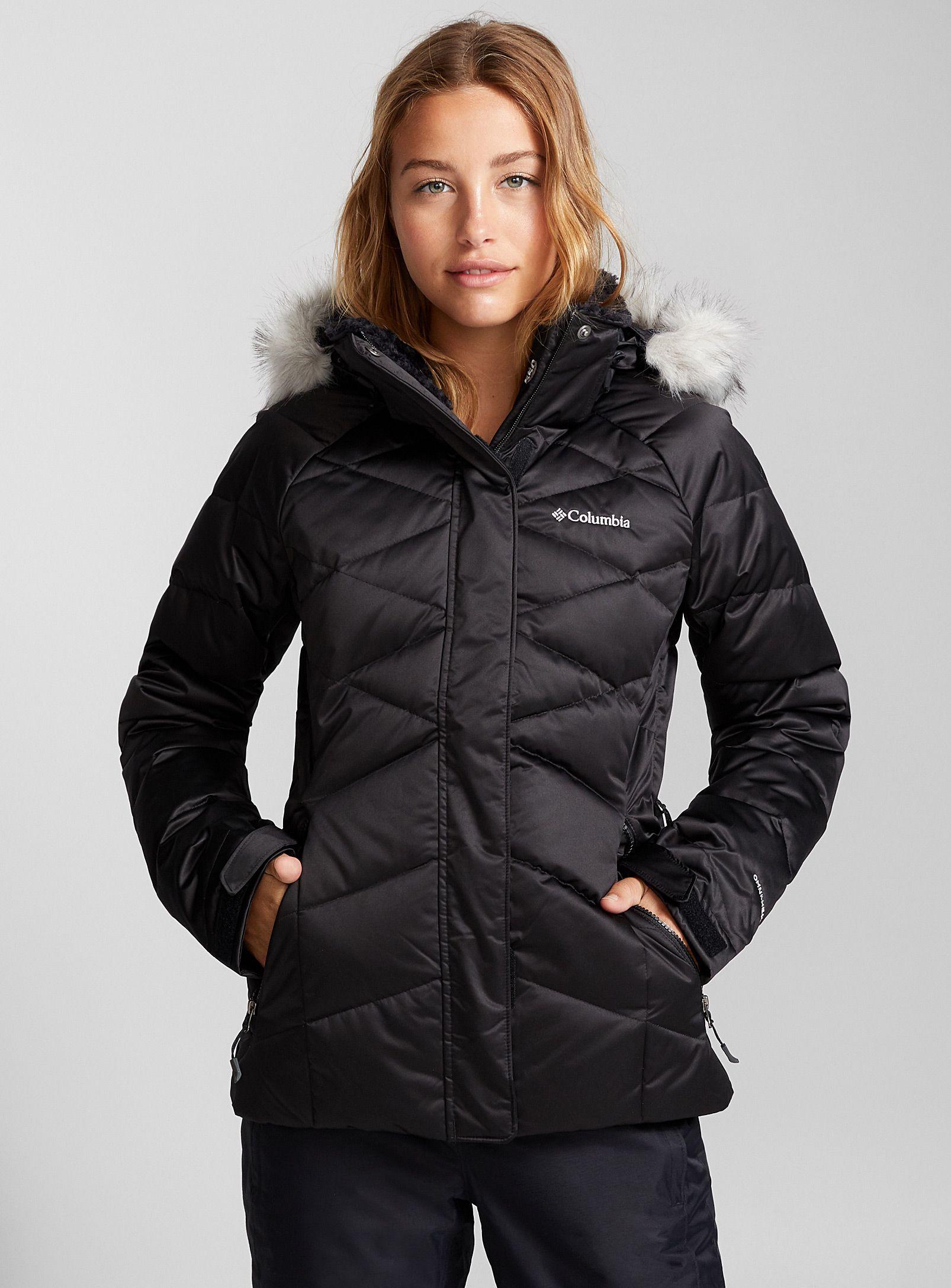 Manteau de ski femme simons