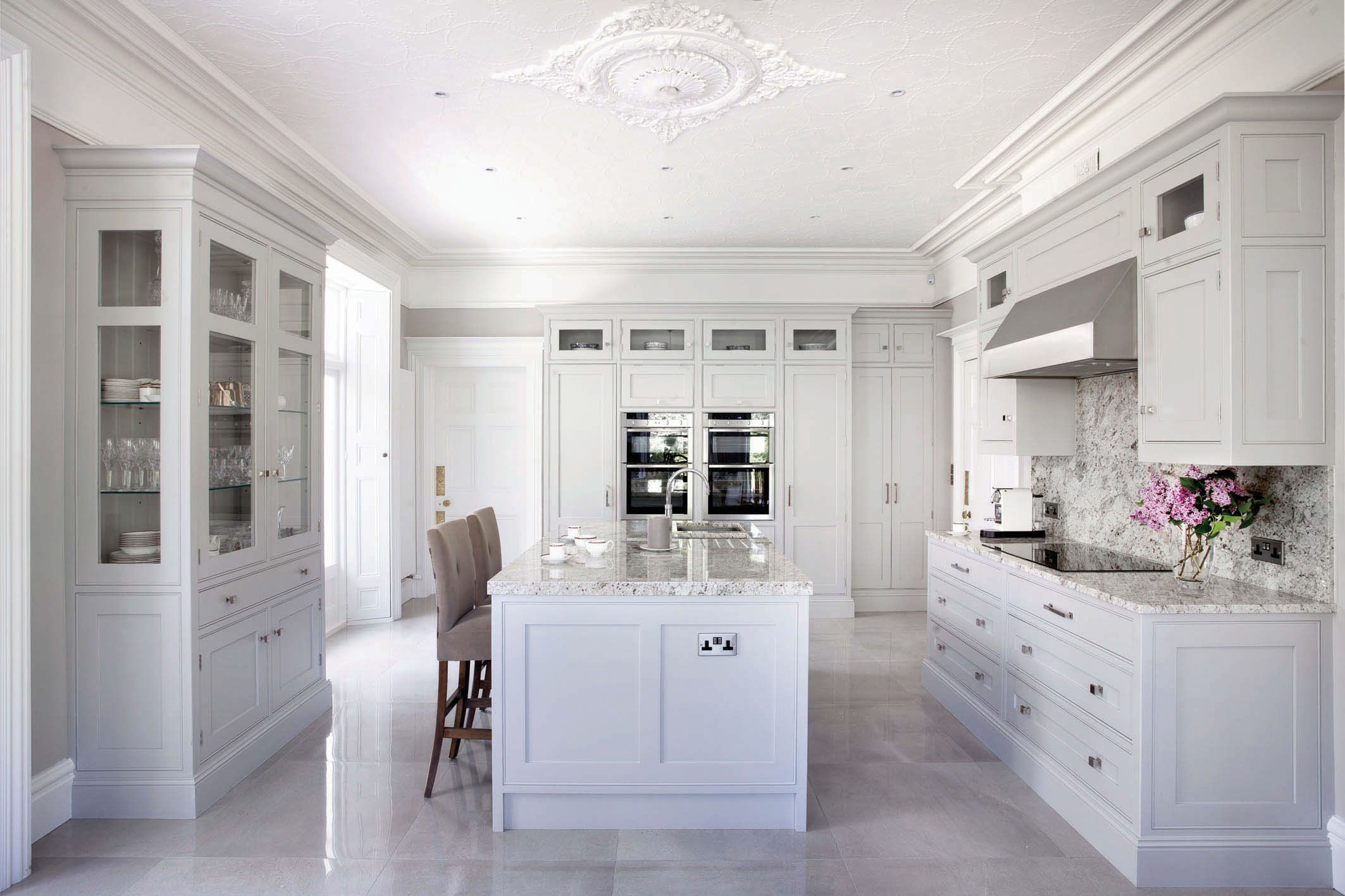 Bespoke inframe Waterford kitchen   O\'Connors of Drumleck   Kitchen ...