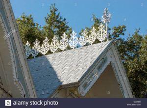 Antique Metal Roof Ridge Metal Roof Finials Sheet Metal Roofing