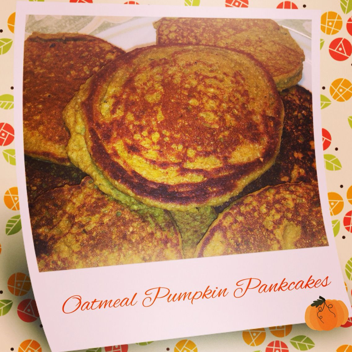 Dense And Delicious Oatmeal Pumpkin Pancakes No Milk No Flour No