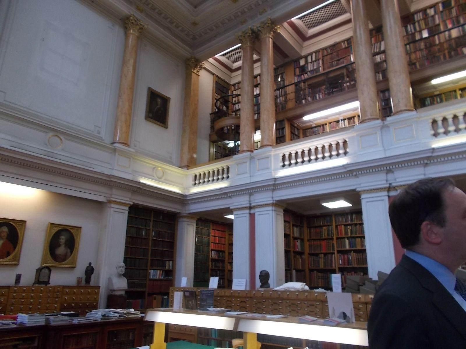 The Royal Society of Antiquaries, Burlington House