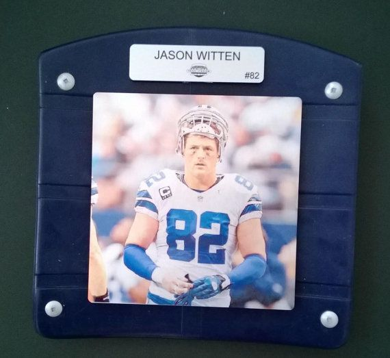 CUSTOM Texas Stadium Seat Bottoms   Jason Witten by DRAWNBYDESIGN, $49.95
