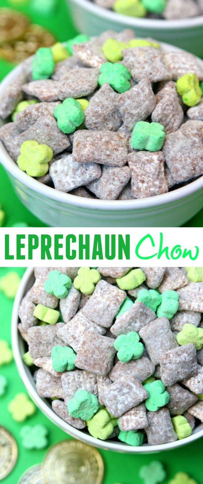 Leprechaun Chow