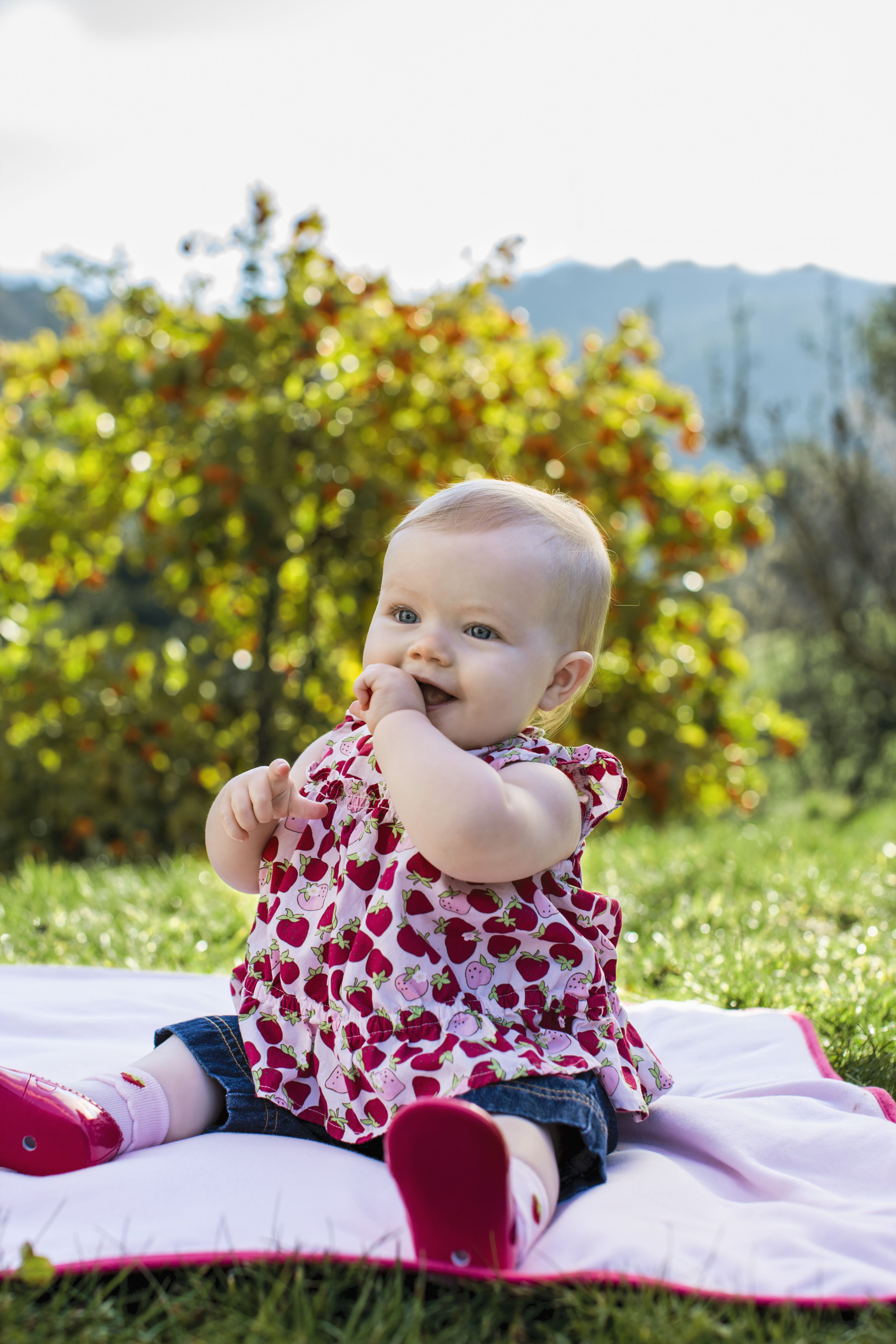 26 Beautiful Baby Names Inspired By Your Garden Strawberry Baby