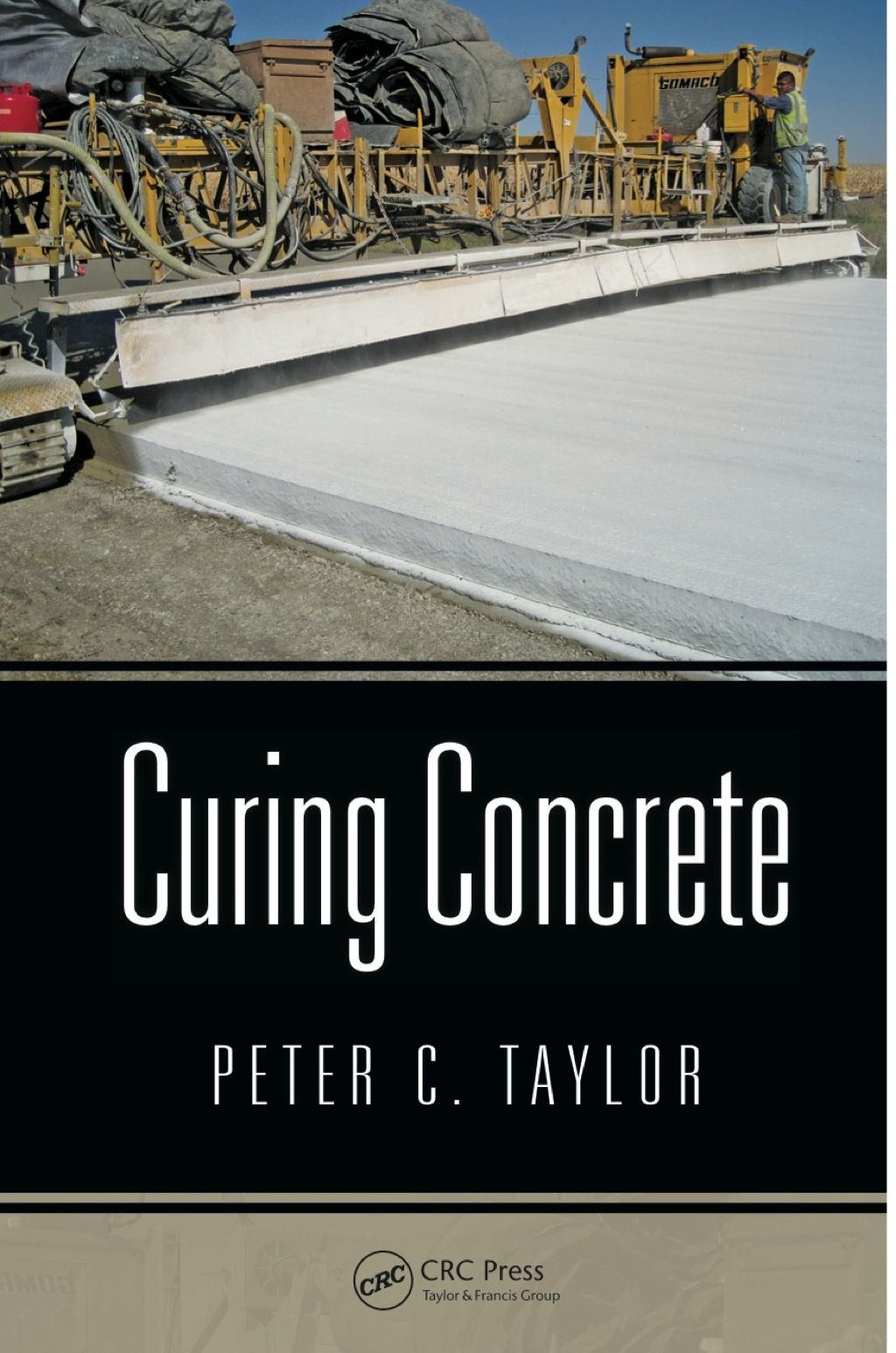 Curing Concrete (eBook Rental) Concrete, Civil