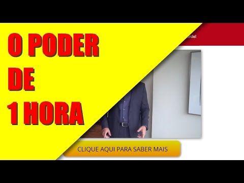 O Poder do Foco    O Poder de 1 HORA na Sua Vida com o Coach Paulo Vieira