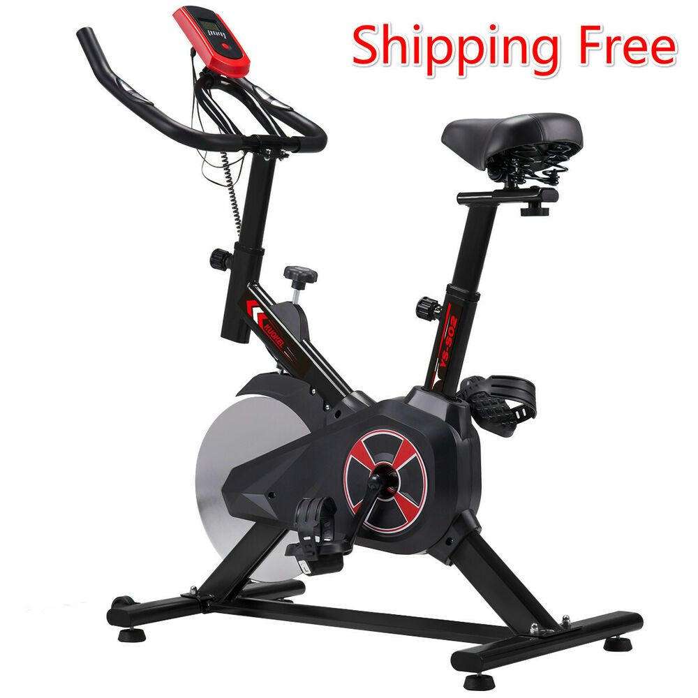 Ad Ebay Exercise Spinning Bike Aerobic Training Indoor Cardio
