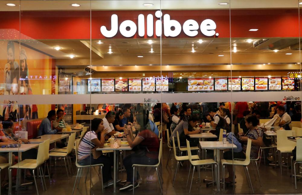 Philippines' Jollibee buying Coffee Bean & Tea Leaf in